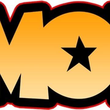 Dj Smokey Logo Design by JuicySchinken