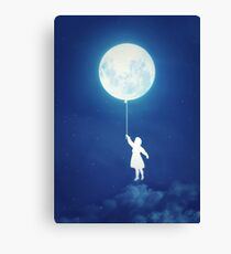 A Journey of the Imagination Canvas Print