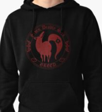 Fox, The Greed Pullover Hoodie