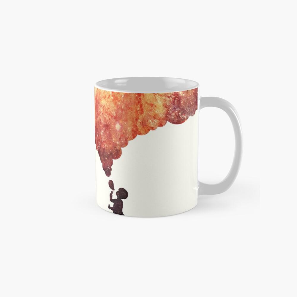 The universe in a soap-bubble! Mug