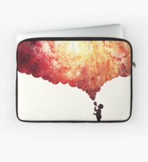 The universe in a soap-bubble! Laptoptasche