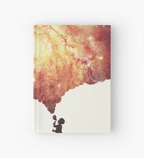 The universe in a soap-bubble! Hardcover Journal