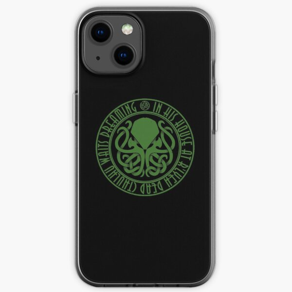 Cthulhu - Lovecraft iPhone Soft Case