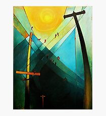 Earth Bound Power #7 (The Son is Risen) Photographic Print