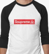 Soupreme Parody Men's Baseball ¾ T-Shirt