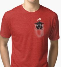 Changelings need love too Tri-blend T-Shirt