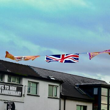The Flags of Belfast by Shulie1