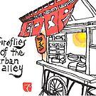 The Mobile Ramen Stall (Nostalgia Japan Series) by dosankodebbie