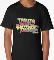 Throw Back Thursday Long T-Shirt
