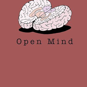 Open Mind by delosangeles