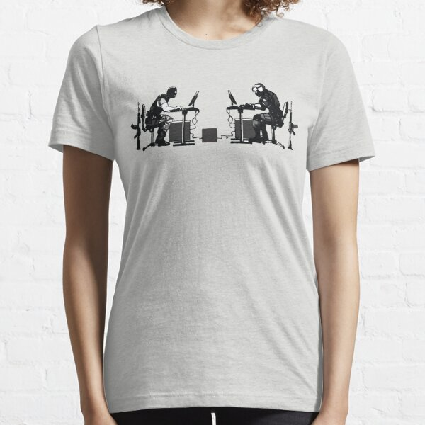 First Person Shooter Essential T-Shirt