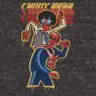 Funky Boss Get Off My Back by Ben Walker Storey