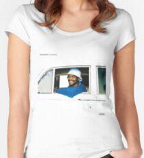 Brockhampton - Saturation II Women's Fitted Scoop T-Shirt