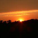 Sun Set by Howard Clem