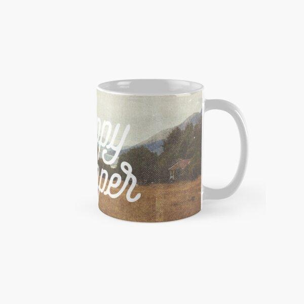 HAPPY CAMPER Classic Mug