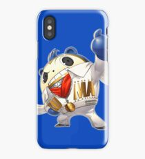 Teddie Persona 4 DAN iPhone Case