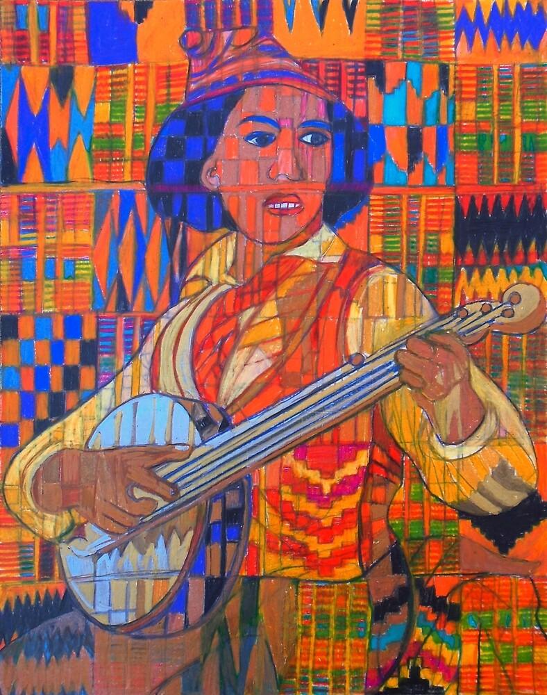 Banjo: Five Strings by Denise Weaver Ross