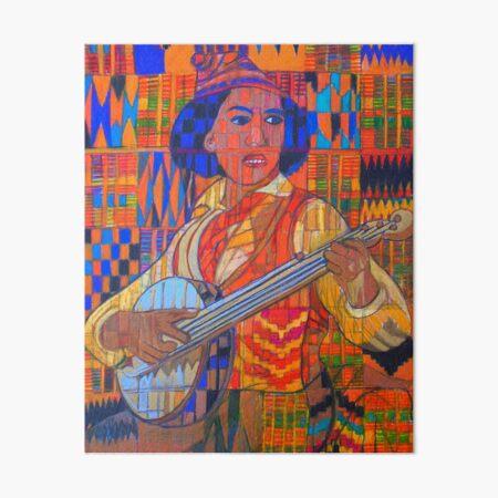 Banjo: Five Strings Art Board Print