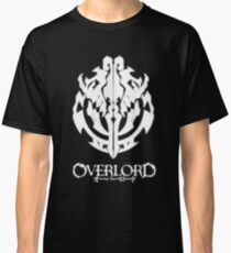 Overlord Anime - Guild Emblem - Ainz Ooal Gown - Classic T-Shirt