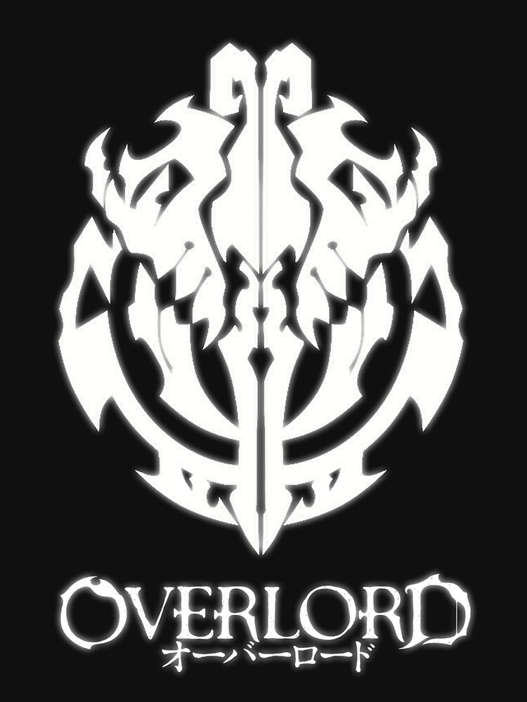 Overlord Anime - Guild Emblem - Ainz Ooal Gown - by Puigx