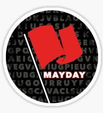 Mayday Sticker