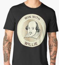 The Arkshakes Collection: Win with Willie Men's Premium T-Shirt