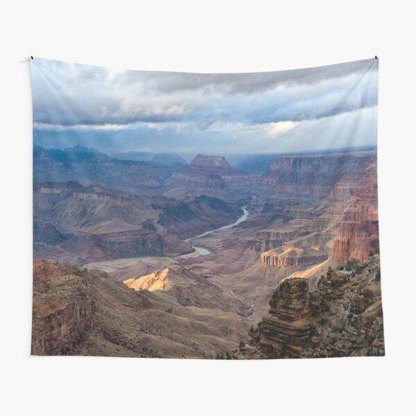 Grand canyon flight Tapestry