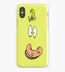Close Up Hef iPhone Case/Skin
