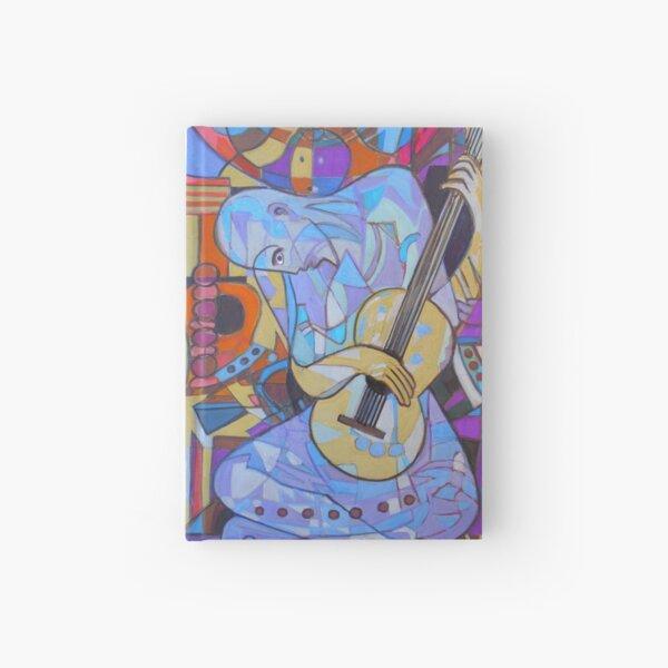 Guitar: Six Strings Hardcover Journal