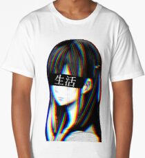 Is this Art Sad Japanese Aesthetic (JAPANESE VERSION) Long T-Shirt