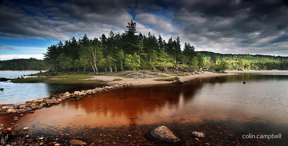 Loch Beinn A' Mheadhoin III by colin campbell