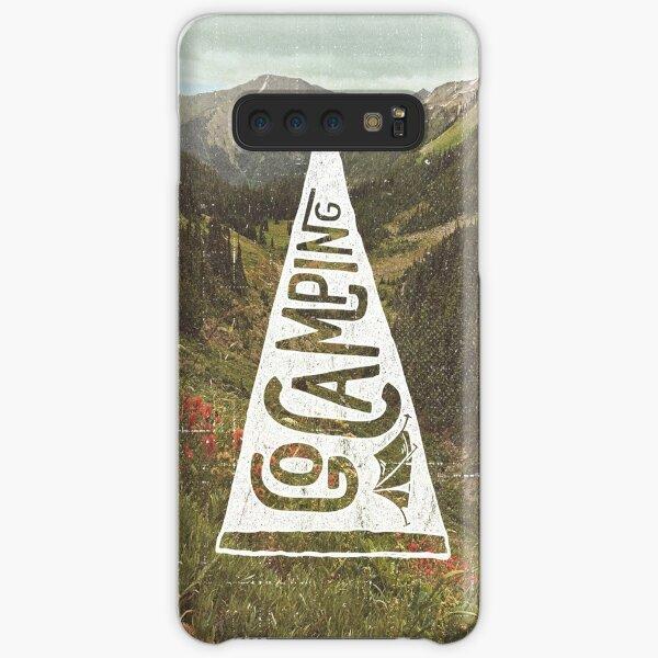 Go Camping Samsung Galaxy Snap Case