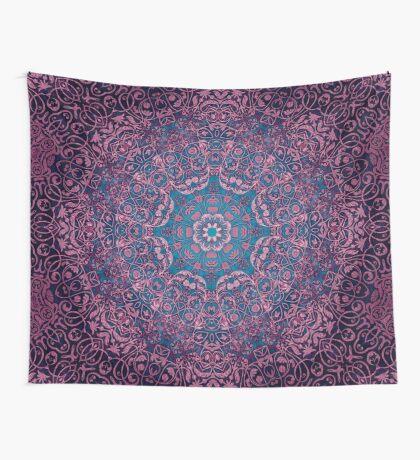 magic mandala 36 #mandala #magic #decor Wall Tapestry
