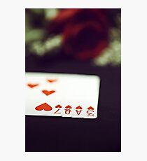 Love Trick Photographic Print
