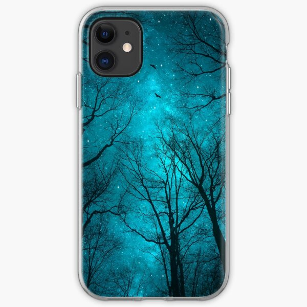 Stars Can't Shine Without Darkness iPhone Soft Case