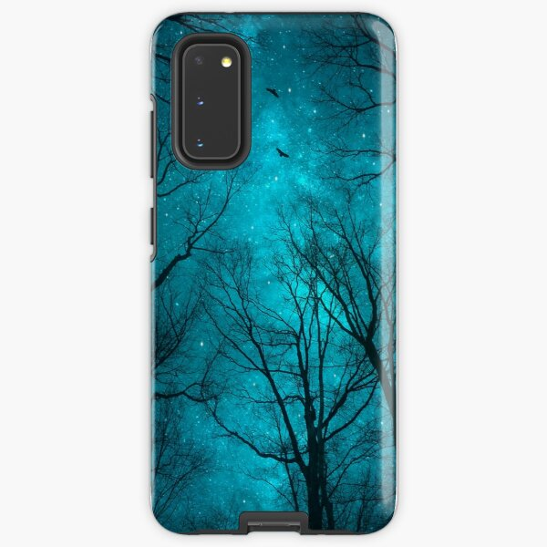 Stars Can't Shine Without Darkness Samsung Galaxy Tough Case