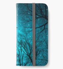 Stars Can't Shine Without Darkness iPhone Wallet/Case/Skin