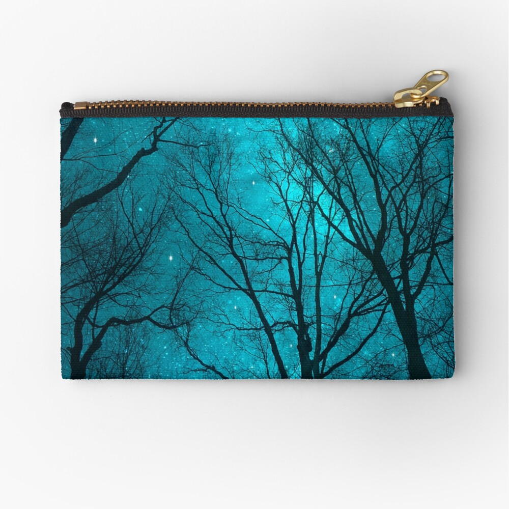 Stars Can't Shine Without Darkness Zipper Pouch