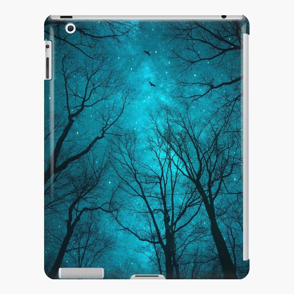 Las estrellas no pueden brillar sin la oscuridad Funda y vinilo para iPad