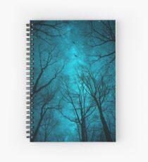 Cuaderno de espiral Las estrellas no pueden brillar sin la oscuridad