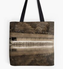 The Audley Boatshed Tote Bag