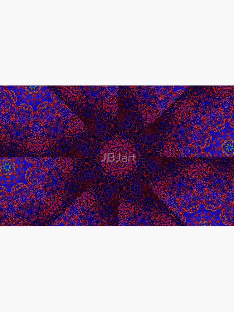 magic mandala 37 #mandala #magic #decor by JBJart