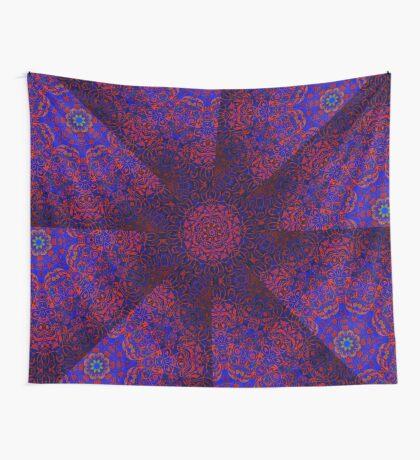 magic mandala 37 #mandala #magic #decor Wall Tapestry