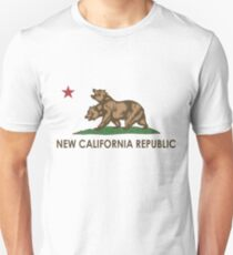 New California Republic (NCR) Unisex T-Shirt