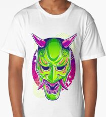 Neon Noh - Hannya Long T-Shirt