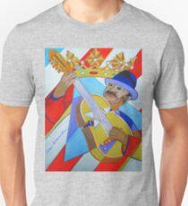 Puerto Rican Cuatro: Ten Strings T-Shirt