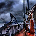 Bluenose II by justimagine