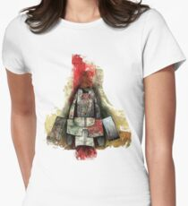 boo-boy and jak Womens Fitted T-Shirt