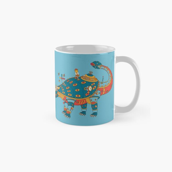 Dinosaur, from the AlphaPod collection Classic Mug