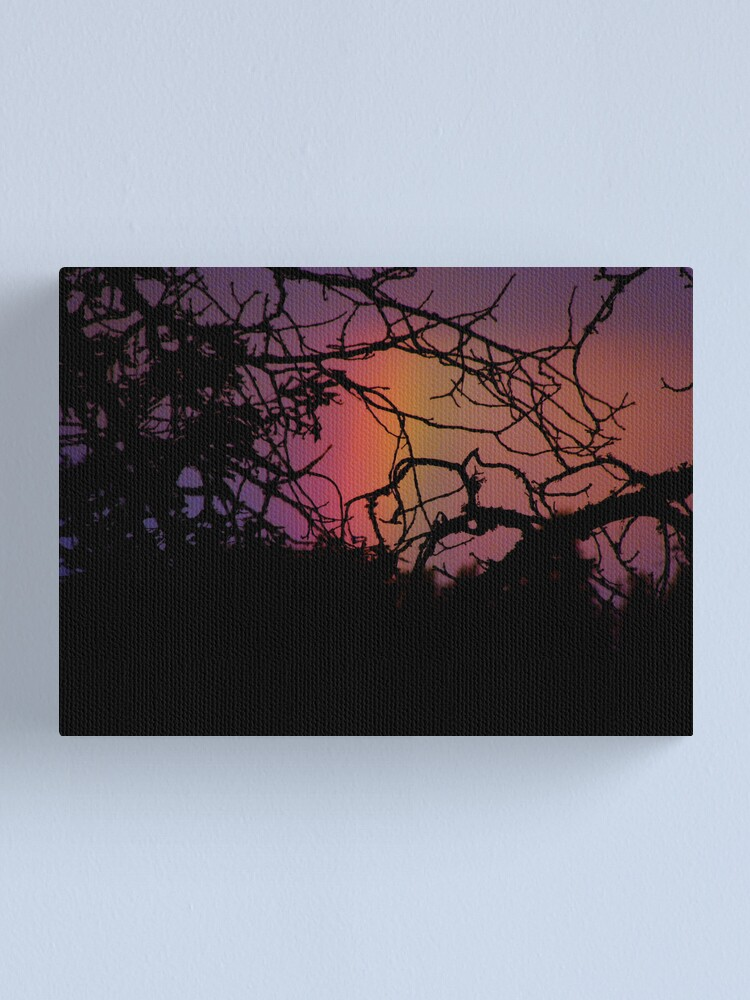 Alternate view of Your Rainbow Will Come Smiling Thru Canvas Print